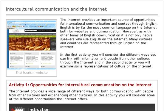 developing intercultural awareness through webquest Intercultural joint awareness raising through the entrepreneurship 2020 action plan through the use of the teaching methodology of webquest.